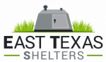 East Texas Shelters Logo